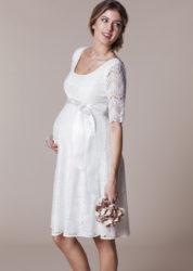 Zwangerschap Trouwjurk.Archief Zwangerschapsjurken Pani Moda